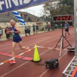 70-Year Old Half Marathon World Record Holder